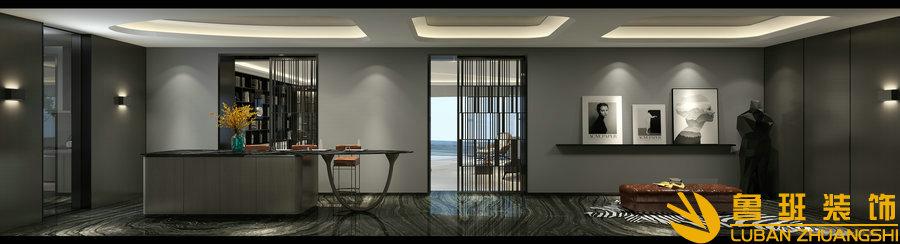 龙湖世纪峰景380大平层设计装修休闲