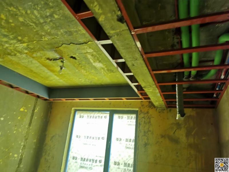 鲁班装饰中海御府世家装修工地现场图片1.jpg