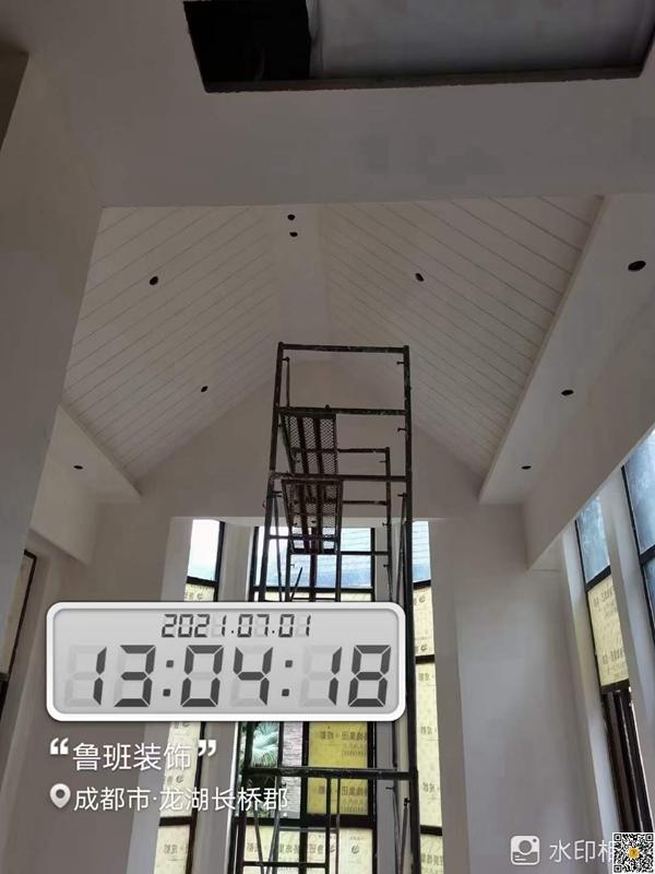 龙湖长桥郡别墅装修设计工地现场图片2.jpg