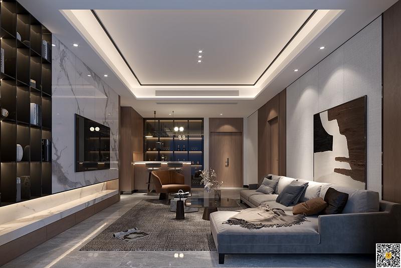 500平米别墅装修设计效果图05.jpg